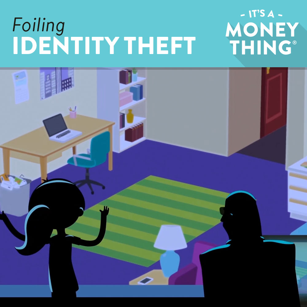 Foiling-Identity-Theft